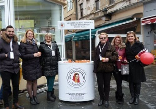 Campaign A Month of Roma Women's Activism