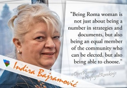Being Roma woman is not just about being a number in strategies and documents